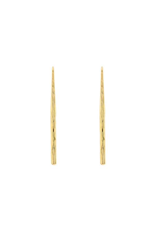 Stuck earrings