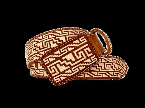 Cinto Piteado Greca Azteca