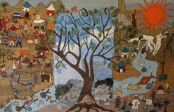 Keiskama Tapestry Tree of life