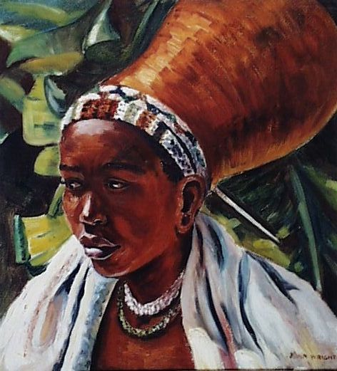 Joan Wright Zulu Girl