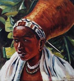 Joan Wright Zulu Girl