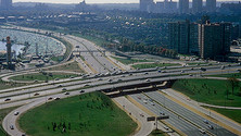 Grand Central Parkway over LIE