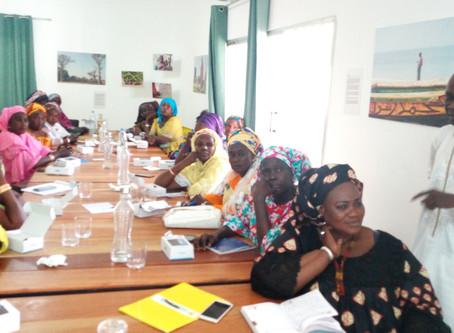 Bargny :Les femmes transformatrices initiées  à l'utilisation des réseaux sociaux