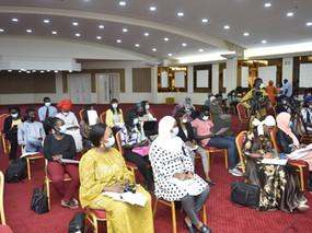 Panel sur le dialogue politique de haut niveau sur la santé et l'hygiene menstruelle
