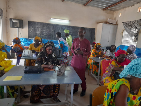 Foundiougne : Une trentaine de femmes outillées à l'usage du numérique
