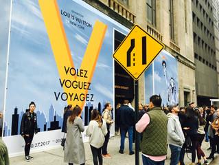 ルイ・ヴィトンのエキシビジョンが、ついにニューヨークに上陸!