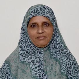 Mrs. Shaikh Mehrunnisa Mohd. Mujeeb.JPG