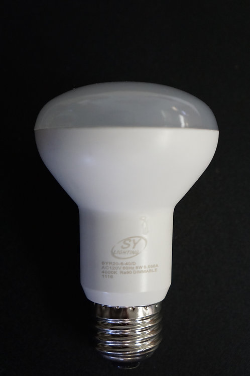 LED Bulb- BR 20 8W Dimmable