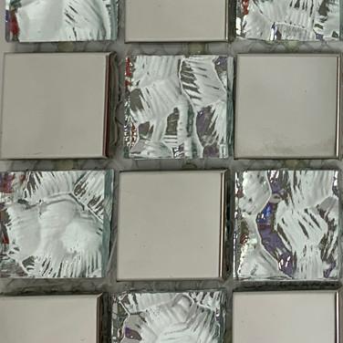 Silver Checkers
