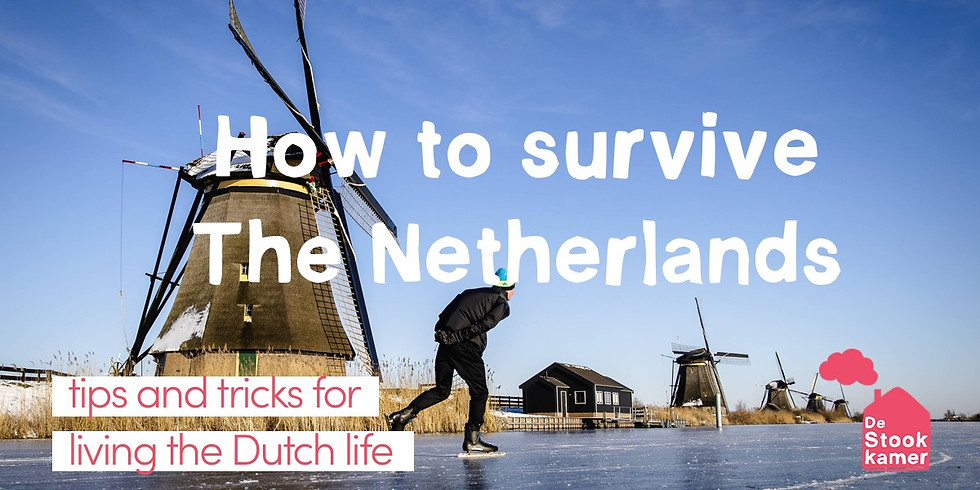 How To Survive The Netherlands Newcomer Workshop