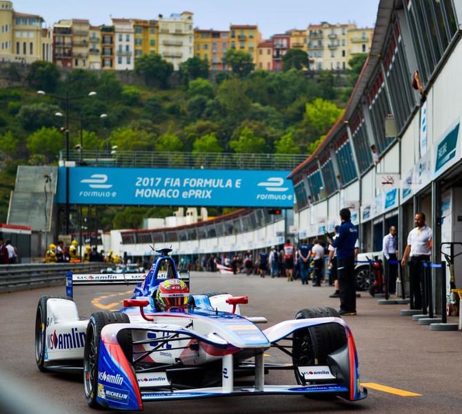 Andretti back on track for Paris ePrix