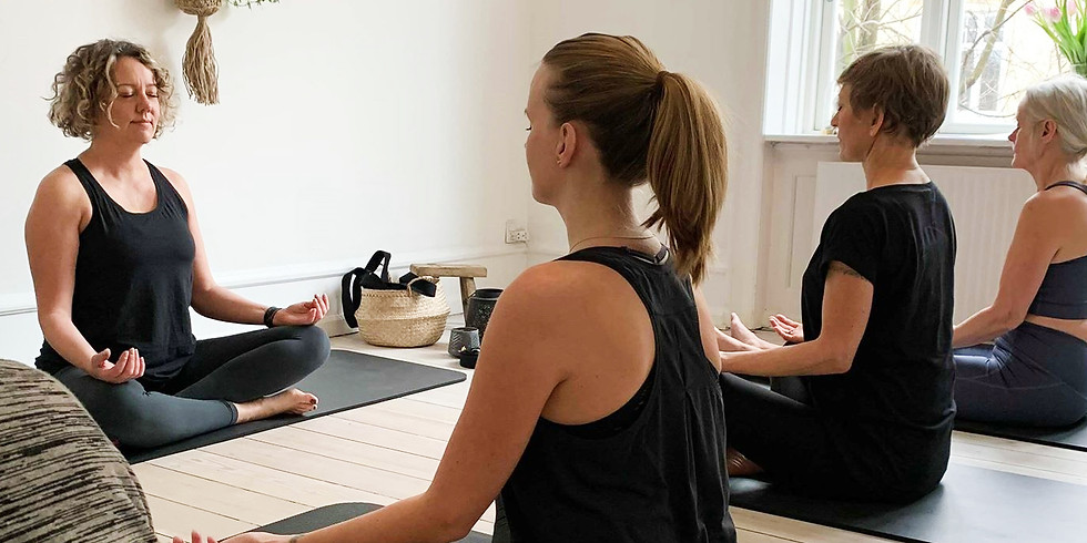 Yin yoga event
