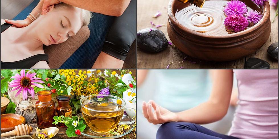 Yin yoga & massage