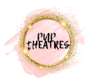 Copy of Pink Glitter Logo - Made with Po