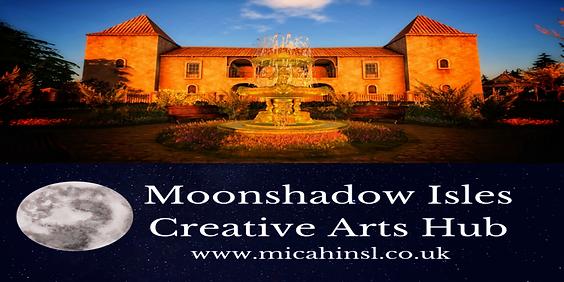 Moonshadow Isles Creative Arts Hub Logo