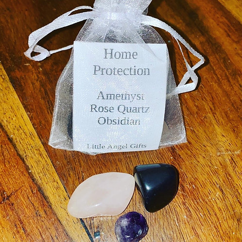 Home Protection Crystals