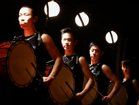 Drums Take Center Stage in Kodo's Return to Cal Performances