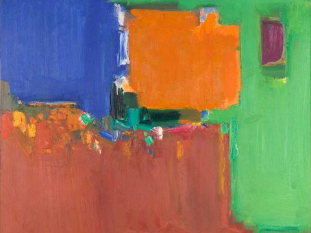 Dazzling Hans Hofmann Retrospective At Berkley Art Museum and Pacific Film Archive