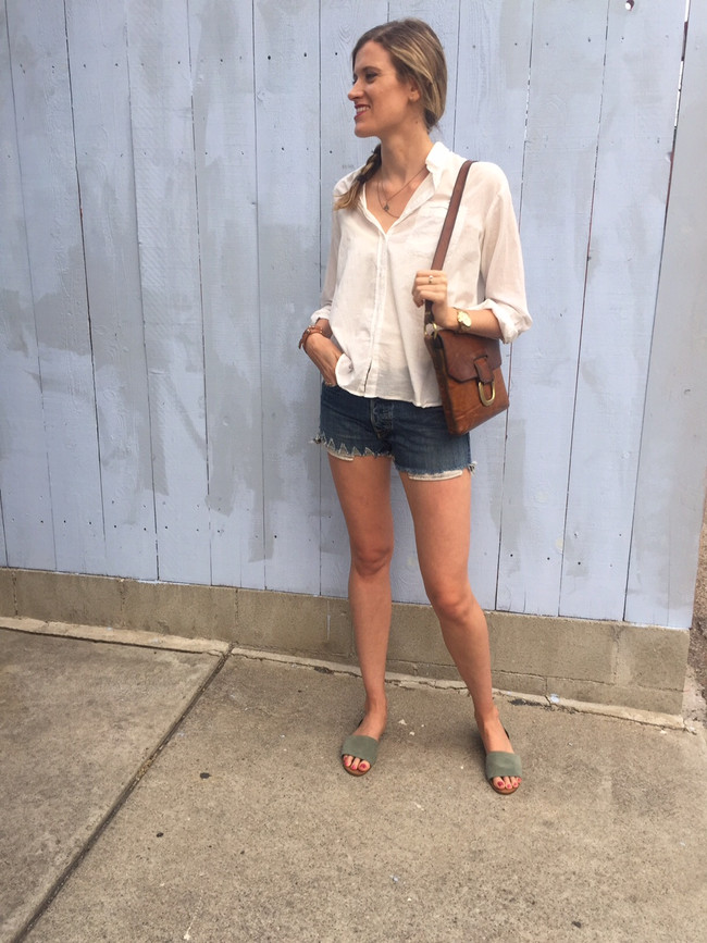 EASY SUMMER LOOK, CASUAL BUT STYLED