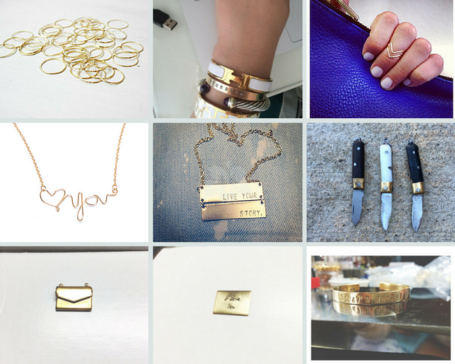 JEWELRY FEATURE :: ALL THE WIRE