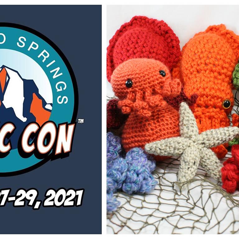 Colorado Springs Comic Com 2021