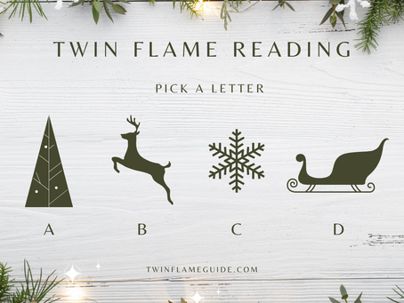 ❄ Twin Flame Festive Reading ❄