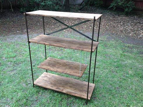 Rebar Shelves