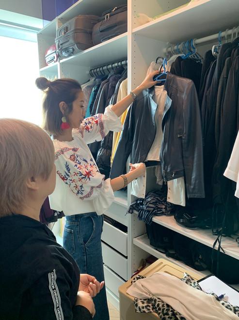 Closet Review