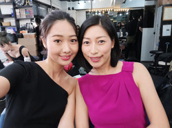 Sharon Chan (Nutritionist) @Miss Asia《20