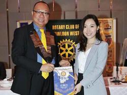 Ceremony - Rotary Club