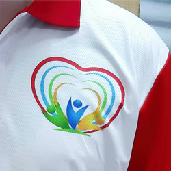 поло с логотипом