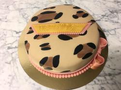 Leopardtårta