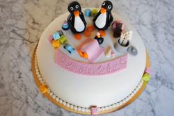 Pingutårta