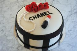 Chaneltårta