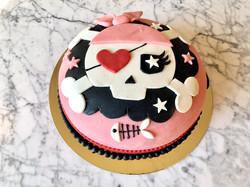 Pirat-tårta