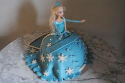 Elsas klänning (Frost)