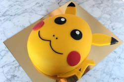 Pikachu, huvud