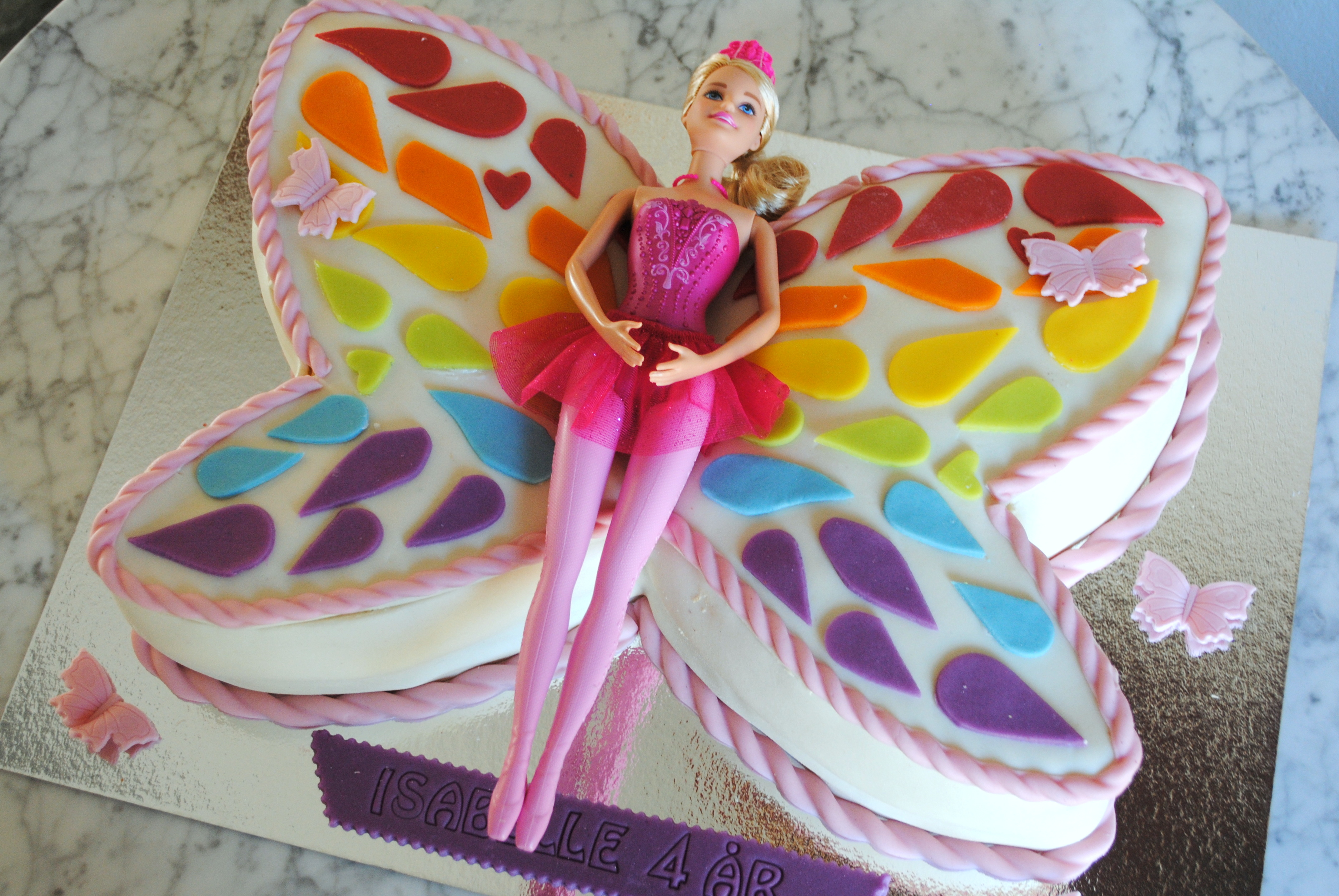 Barbie fjäril