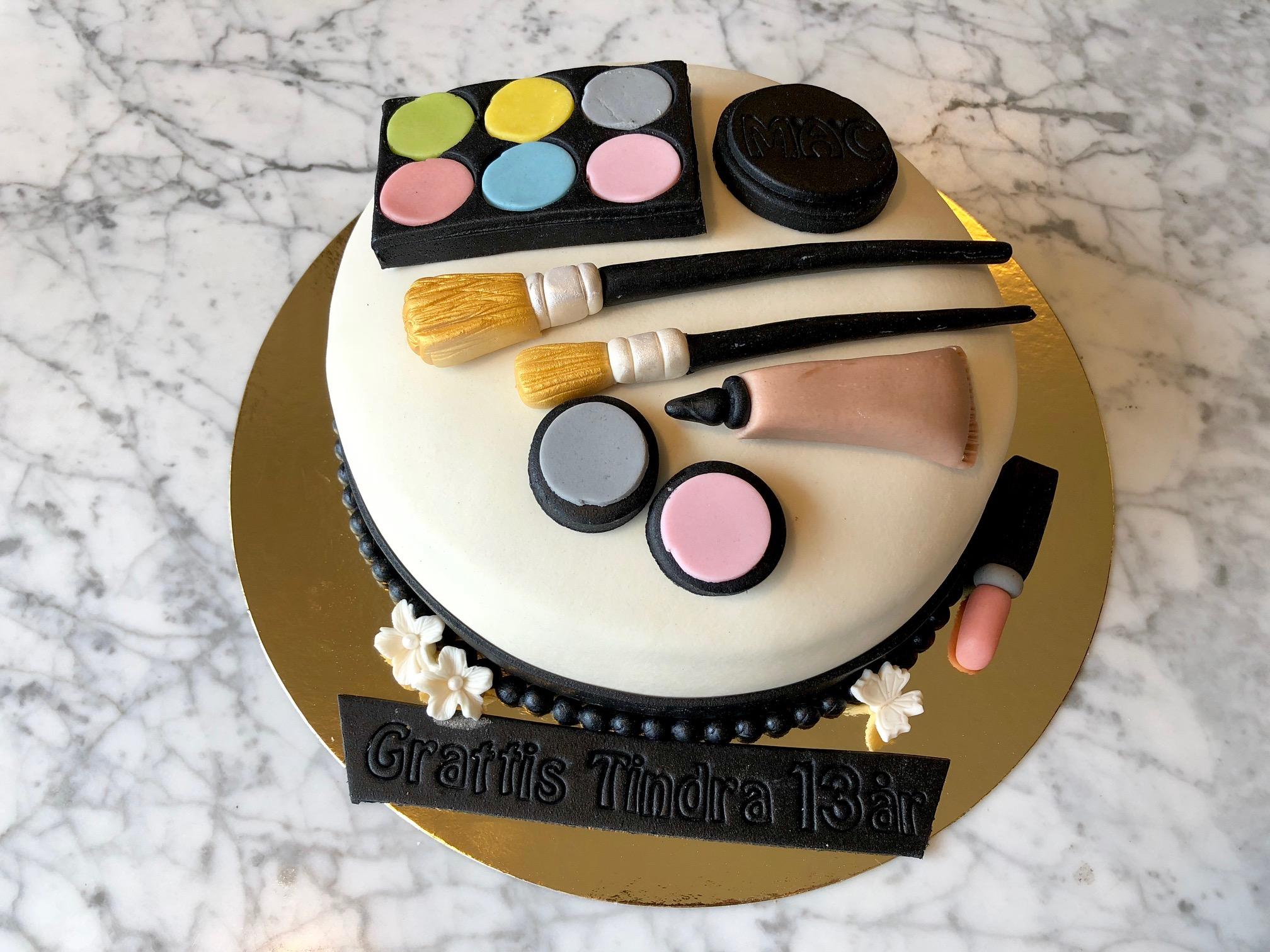 Sminktårta