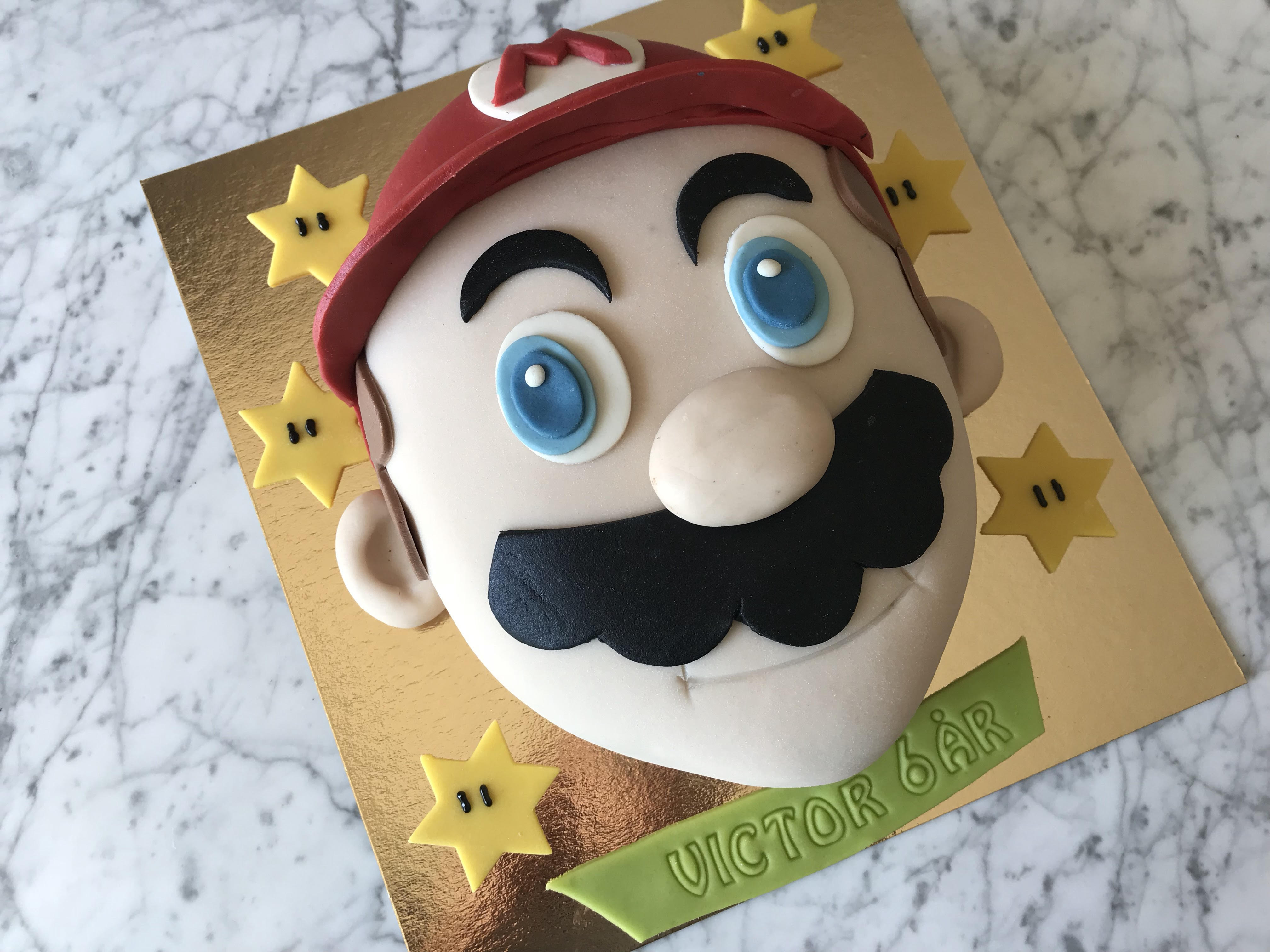 Super Mario (huvud)