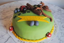 Småkrypstårta