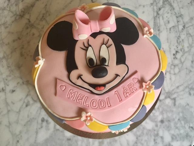 Mimmitårta Rosa
