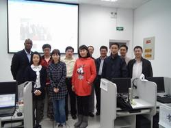 First ever Trading Diploma class at Nanjing University China