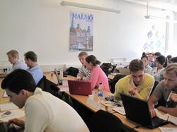 Trading at Jönköping_University