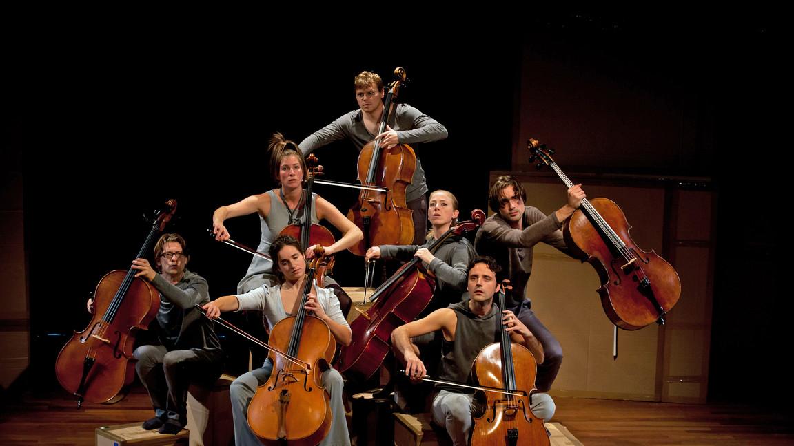 Compagnie Oorkaan und Cello8ctet Amsterdam - CELLO STORM