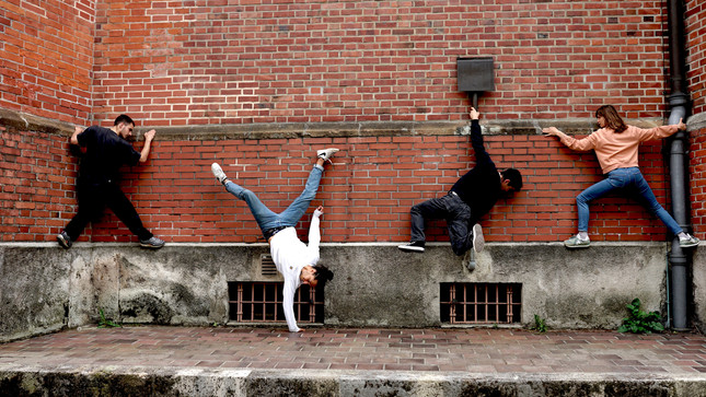 Simone Lindner - Stadt Tanz Fluss_01 © Céline Fournier