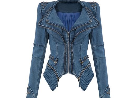 Tuxedo Coat Blazer Jacket Denim Jeans