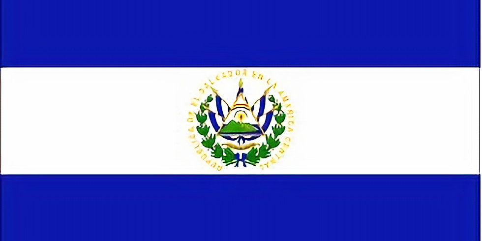 EL SALVADOR: Nov 23-25, 2018