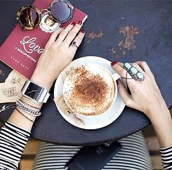 fashion week sytle breakfast desayuno  de moda