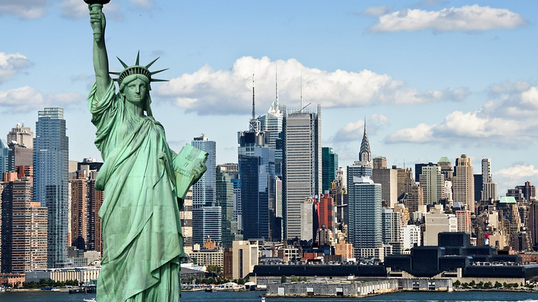 NEW YORK Time Square Sept 1, 2018